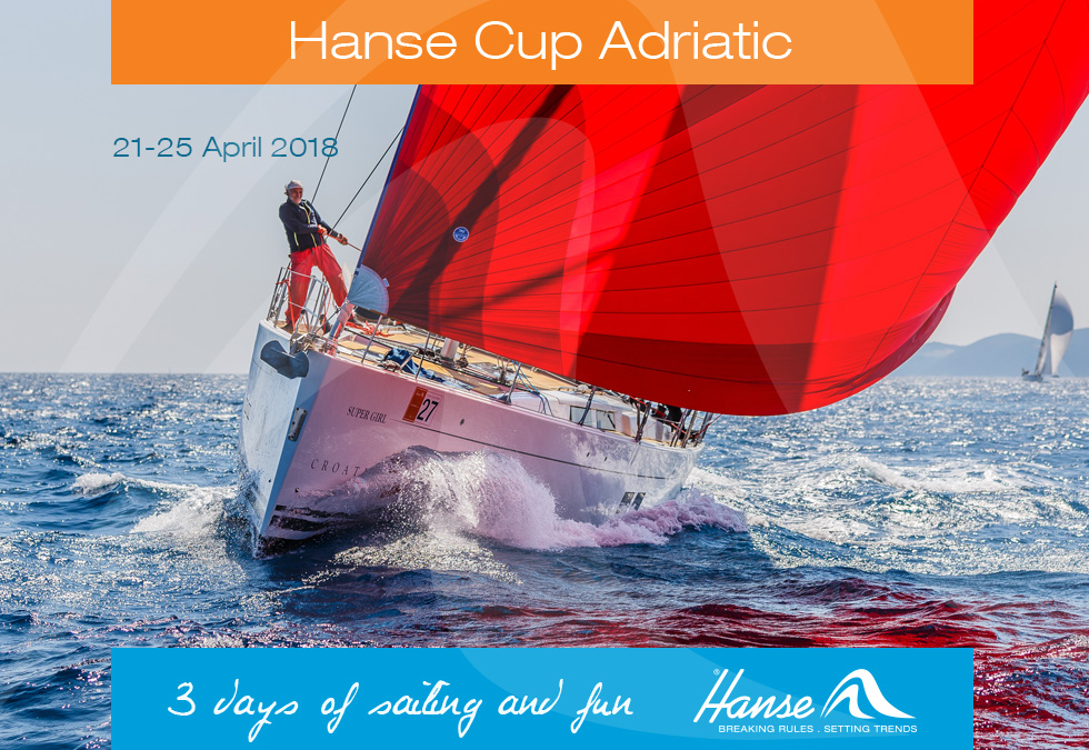 HANSE SAILING BOATS REGATTA